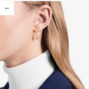 Louis Vuitton Jewelry - Louis Vuitton blooming earrings